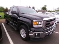 Come see this 2015 GMC Sierra 1500 SLE. Its Automatic