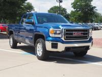 This 2015 GMC Sierra 1500 SLE at Century Chevrolet is