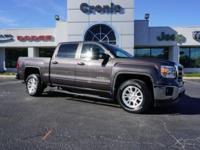 LOW MILES! 2WD SLE CREW CAB, REMOTE START, REAR CAMERA