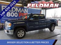 2015 GMC Sierra 1500 SLE 6-Speed Automatic Electronic