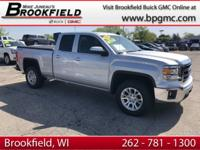 GMC Certified Pre-owned, Clean CARFAX, One Owner, 4.3L
