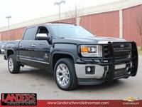 CARFAX One-Owner. Clean CARFAX. Onyx Black 2015 GMC