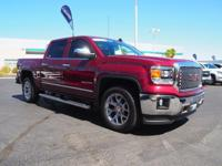 Come see this 2015 GMC Sierra 1500 SLT. Its Automatic