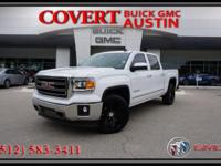 Check out this 2015 GMC Sierra 1500 SLT Crew Cab Truck