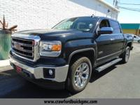 Look at this 2015 GMC Sierra 1500 SLT. Its Automatic
