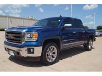 This 2015 GMC Sierra 1500 SLT is proudly offered by