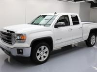 2015 GMC Sierra 1500 with 5.3L V8 Engine,Leather