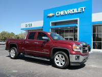 Check out this 2015 GMC Sierra 1500 SLT. Its Automatic