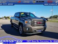 2015 GMC Sierra 1500 SLT This GMC Sierra 1500 is