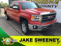 Style meets substance in our One Owner 2015 GMC Sierra