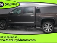 Style meets substance in our Carfax One Owner 2015 GMC