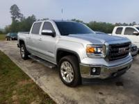 Certified. Quicksilver Metallic 2015 GMC Sierra 1500