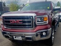 This 2015 GMC Sierra 1500 has a V8, 5.3L; FFV; VVT high