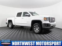 Clean Carfax 4x4 Truck with Backup Camera and Sunroof!