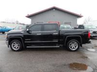 Options:  2015 Gmc Sierra 1500 Navigation! Z71 Package!