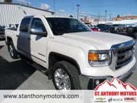 This 2015 GMC Sierra 1500 has a 5.3 liter 8 Cylinder