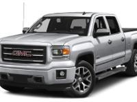 Options:  2015 Gmc Sierra 1500 Slt Miles: 17705Color: