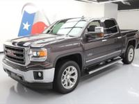 2015 GMC Sierra 1500 with Texas Edition,6.2L V8 DI