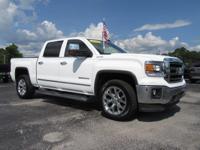 2015 GMC Sierra 1500 SLT 4WD 6-Speed Automatic