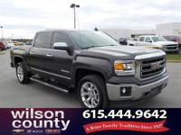 2015 GMC Sierra 1500 SLT V8 Iridium Metallic 16/22