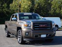 You'll love the look and feel of this 2015 GMC Sierra