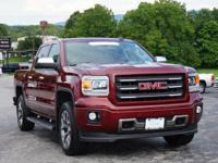 In this amazing 2015 GMC Sierra 1500 SLT, your