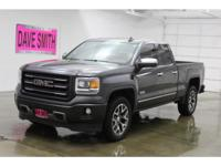 2015 GMC Sierra 1500 SLT Double Cab Short Box 4X4 6.2