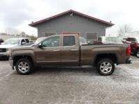 Options:  2015 Gmc Sierra 1500 Z71 Package! Style Meets
