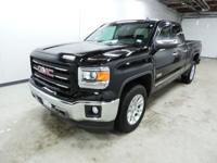 Options:  2015 Gmc Sierra 1500 Slt|Black|Gm
