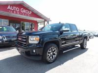 Options:  2015 Gmc Sierra 1500 Style Meets Substance In