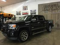 Like new 2015 GMC Sierra 1500 SLT Crew cab with the All