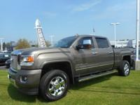 Bronze Alloy Metallic 2015 GMC Sierra 2500HD Denali 4WD