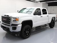 2015 GMC Sierra 2500 with 6.0L V8 Engine,Cloth