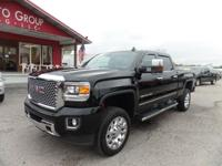 Options:  2015 Gmc Sierra 2500Hd Navigation! Z71
