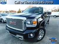 **ONE OWNER**DENALI**DIESEL**CARFAX BUYBACK GUARANTEE**