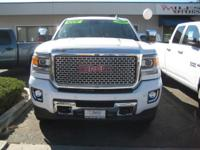 Options:  2015 Gmc Sierra 2500Hd This Quality Vehicle