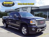 Recent Arrival! Certified. Onyx Black 2015 GMC Sierra