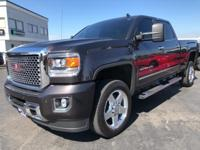 CARFAX One-Owner. 2015 GMC Sierra 2500HD Denali Iridium