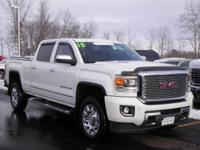 This trustworthy Sierra 2500HD, with its grippy 4WD,