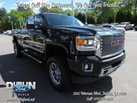 2015 GMC Sierra 2500HD Denali  New Price! *BLUETOOTH