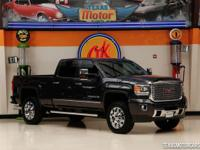 This Carfax 1-Owner 2015 GMC Sierra 2500HD Denali is in