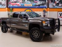 2015 GMC Sierra 2500HD available WiFi SLE 4X4  CUSTOM