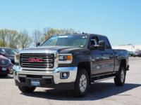 Treat yourself to this 2015 GMC Sierra 2500HD SLE,
