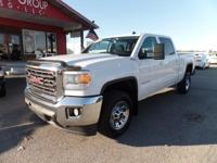 Options:  2015 Gmc Sierra 2500Hd Z71 Package! Spray In
