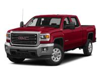 Come see this 2015 GMC SIERRA 2500HD SLE. Its Automatic