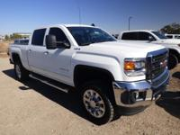 Options:  2015 Gmc Sierra 2500Hd Slt|Climb Inside The