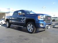 Come see this 2015 GMC Sierra 2500HD SLT. Its Automatic