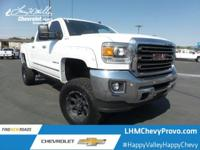 Check out this gently-used 2015 GMC Sierra 2500HD we
