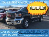 GM Certified! At Bob Weaver GM Chrysler we feel