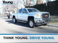2015 GMC Sierra 2500HD. Allison 1000 6-Speed Automatic,